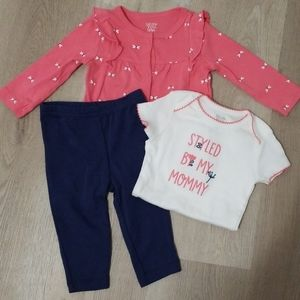 Matching Outfit Set